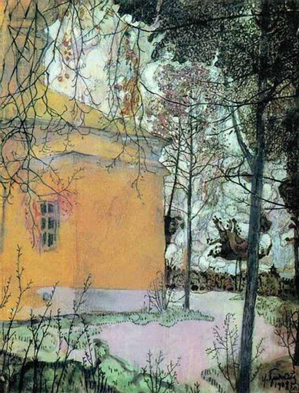 Paintings Of Isaak Brodsky