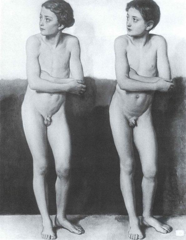 голых мужчин фото