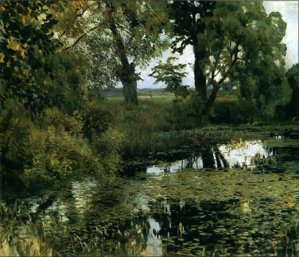 Paintings Of Isaac Levitan