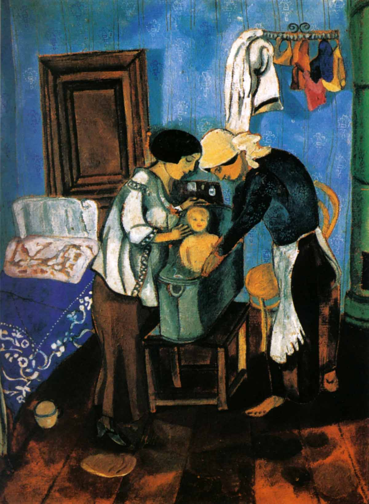 Paintings Of Marc Chagall