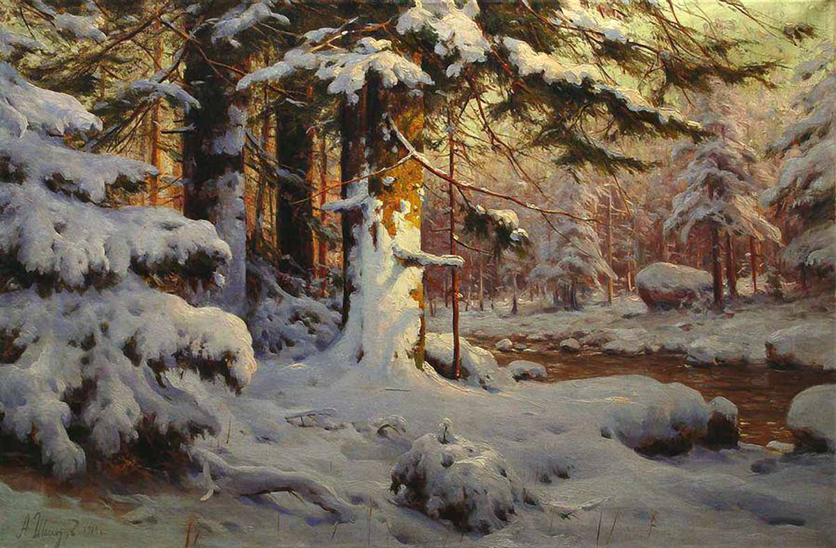 Paintings Of Schilder Andrei Nikolayevich