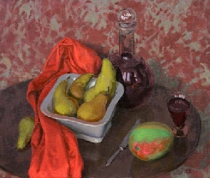 picture Still life with mango
