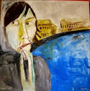 artist  Alexander Byankin