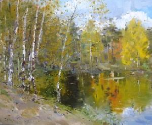 artist  Eugene Scherban
