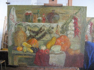 picture Autumn Still Life
