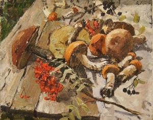 artist  Nicholay Repin