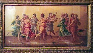 картина Танцующие вакханки