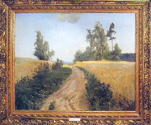 picture Landscape with road