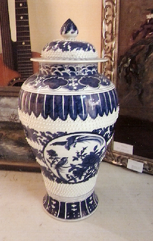 picture Chinese vase