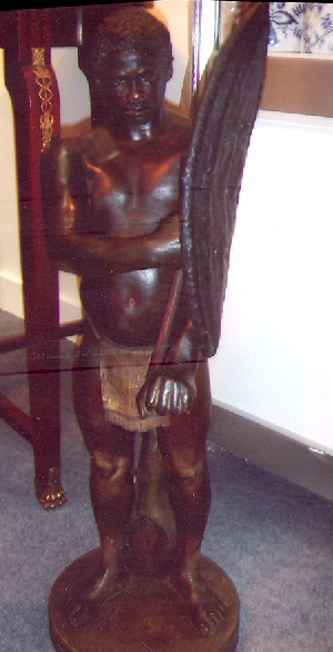 picture Figure Moor