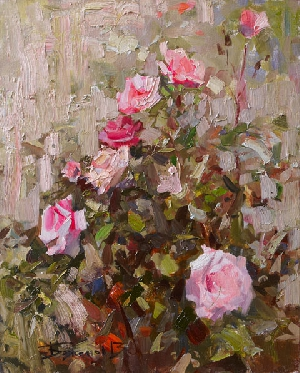 picture Rosebush