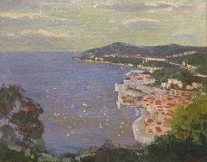 картина Франция Вильфранж