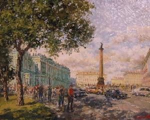 图片 Дворцовая площадь