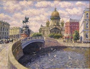 picture Исаакиевсакя площадь