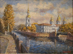 图片 Никольский собор