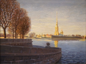 图片 Петропавловская крепость