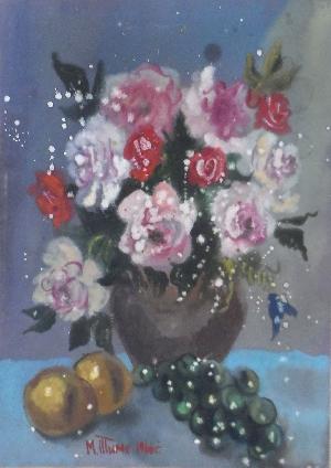 picture Натюрморт с розами