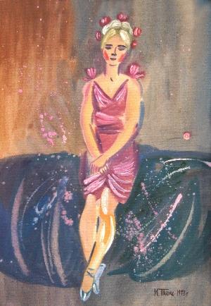 图片 Балерина