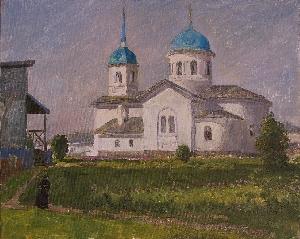 Тервенический монастырь